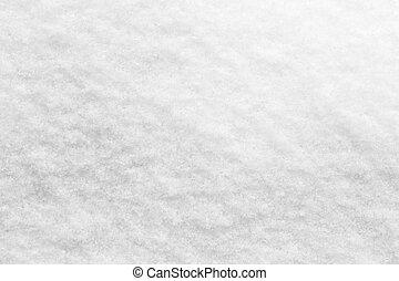 abstrakt, weißer hintergrund, schnee