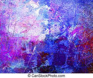 abstrakte kunst