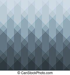 abstraktes design, grau, hintergrund, geometrisch