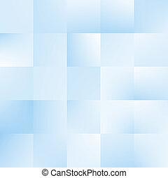 abstraktní, čtverec, grafické pozadí