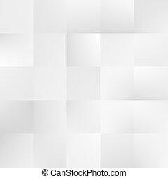 abstraktní, čtverec, grafické pozadí.