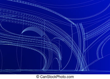 abstraktní, 3, design