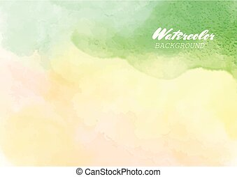 abstraktní, barva vodová, grafické pozadí