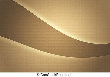 abstraktní, grafické pozadí, do, sépie, tone.