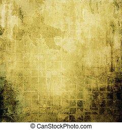 abstraktní, grunge, textured, grafické pozadí