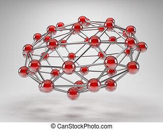 abstraktní, konexe, síť