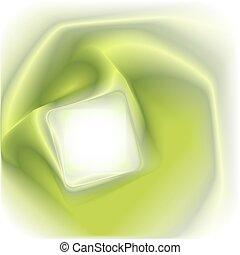 abstraktní, nezkušený, čtverec, grafické pozadí