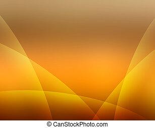 abstraktní, pomeranč grafické pozadí