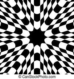 abstraktní, poráka grafické pozadí