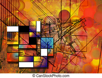 abstraktní