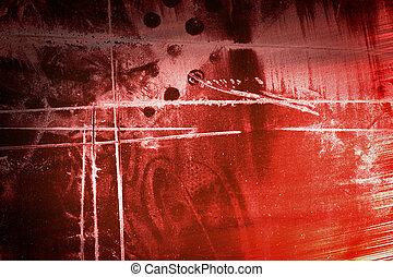 abstraktní, tkanivo