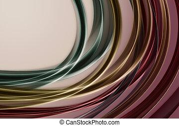 abstraktní, vkusný, grafické pozadí, design, s, proložit, jako, tvůj, text