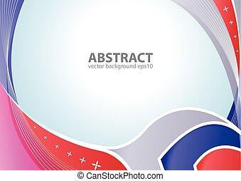 abstraktní, vkusný, grafické pozadí, design