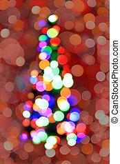 abstratos, árvore natal