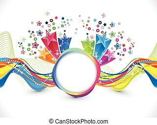 abstratos, artisticos, coloridos, onda