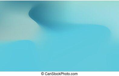 abstratos, azul, holographic, fundo, em, pastel, néon, cor, design., obscurecido, wallpaper., vetorial, ilustração, para, seu, modernos, estilo, tendências, 80s, 90s, fundo, para, criativo, desenho
