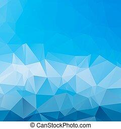 abstratos, azul, negócio, fundo