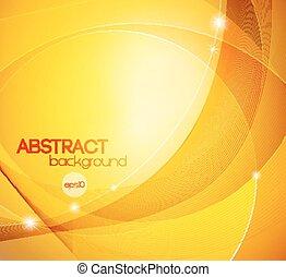 abstratos, brilhante, vetorial, modelo, fundo