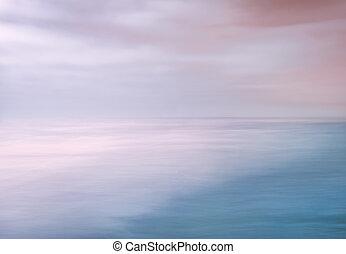 abstratos, céu, oceânicos