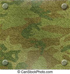 abstratos, camuflagem, padrão, fundo
