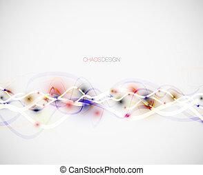 abstratos, caos, linhas, fundo