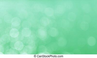 abstratos, circular, bokeh, fundo, luz, brilhar, ligado, a,...