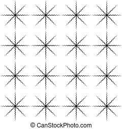 abstratos, cobra, x16, crucifixos
