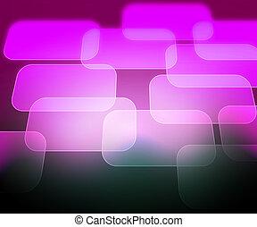 abstratos, computador, fundo, violeta