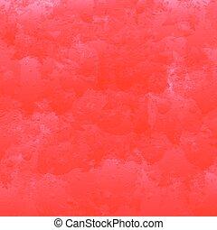 abstratos, design., seu, fundo, vermelho
