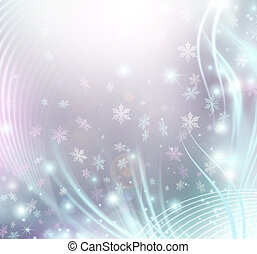 abstratos, feriado inverno, fundo