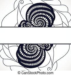 abstratos, frame.