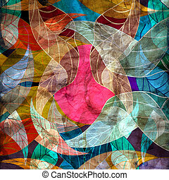 abstratos, fundo