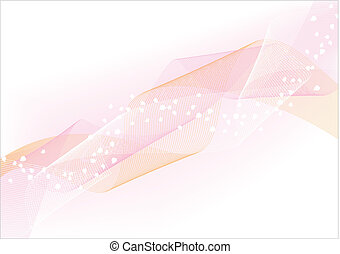 abstratos, fundo, (vector)