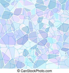 abstratos, gelo, fundo
