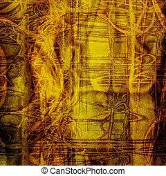 abstratos, grunge, textured, fundo