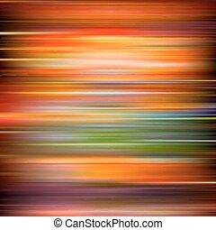 abstratos, ilustração, movimento, vetorial, fundo, borrão