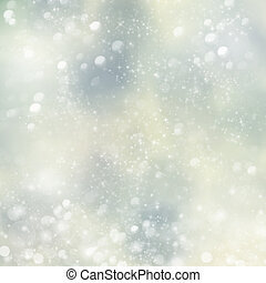 abstratos, lights., bokeh, fundo, defocused
