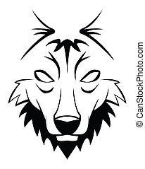 abstratos, lobo