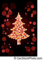 abstratos, luxo, natal