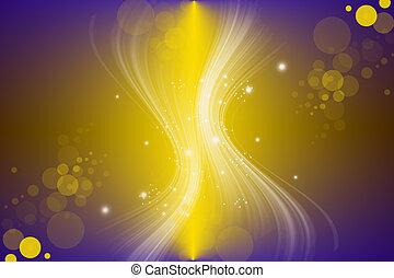 abstratos, luz, fundo