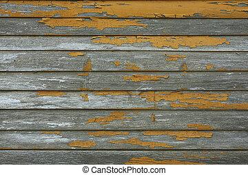 abstratos, madeira, pranchas, fundo