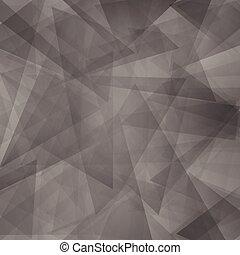 abstratos, modernos, fumaça preta, fundo