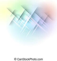 abstratos, multicolor, fundo