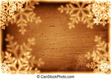 abstratos, natal, fundo, quadro