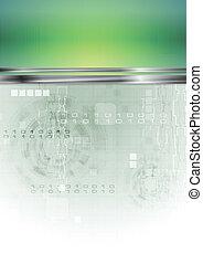 abstratos, olá-tecnologia, fundo
