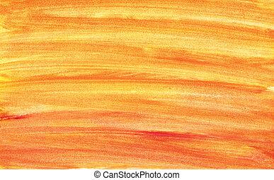 abstratos, pôr do sol