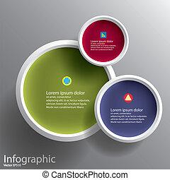 abstratos, papel, 3d, gráficos