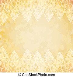 abstratos, papel, antigas, fundo, textura