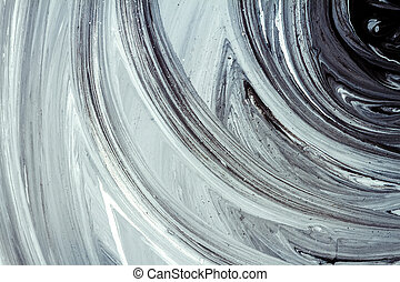 abstratos, pintura acrílica