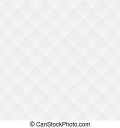 abstratos, quadrado, fundo branco